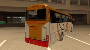 Higer KLQ6129QE - Yellow Bus Line A-001 - 4