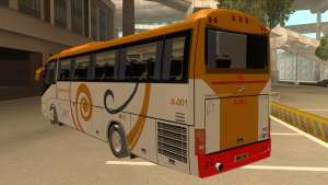 Higer KLQ6129QE - Yellow Bus Line A-001 - 5