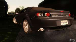 Mazda RX-8 Tuneable - 2
