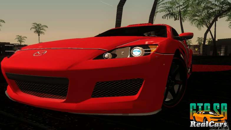 Mazda RX-8 Tuneable - 7