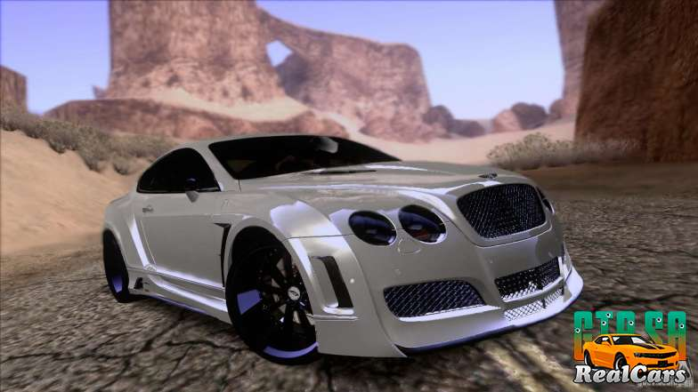 Bentley Continental GT Premier 2008 V2.0 - 1
