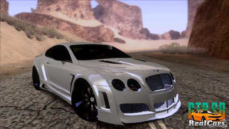 Bentley Continental GT Premier 2008 V2.0 - 10
