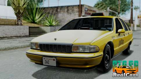 Chevrolet Caprice 1991 Taxi - 1