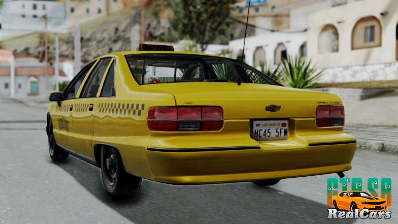 Chevrolet Caprice 1991 Taxi - 2