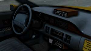 Chevrolet Caprice 1991 Taxi - 4