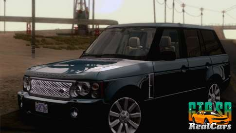 Land Rover Range Rover Supercharged 2008 - 1