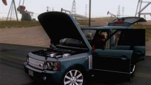 Land Rover Range Rover Supercharged 2008 - 3