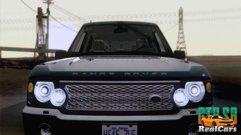 Land Rover Range Rover Supercharged 2008 - 7