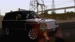 Land Rover Range Rover Supercharged 2008 - 8