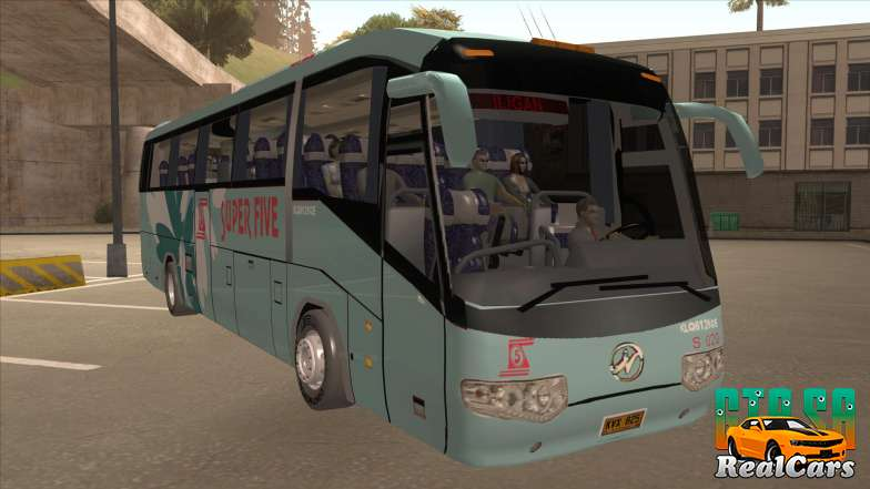 Higer KLQ6129QE - Super Fice Transport S 020 - 2