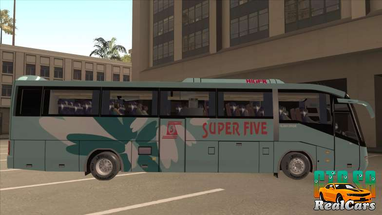 Higer KLQ6129QE - Super Fice Transport S 020 - 3