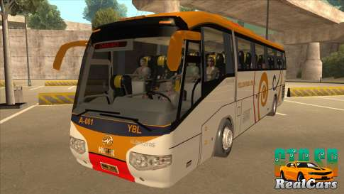 Higer KLQ6129QE - Yellow Bus Line A-001 - 1