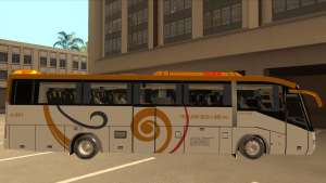 Higer KLQ6129QE - Yellow Bus Line A-001 - 3