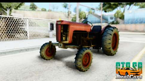 Fireflys Tractor - 1