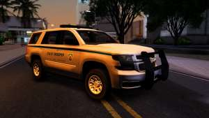 2015 Chevy Tahoe San Andreas State Trooper - 6