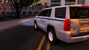 2015 Chevy Tahoe San Andreas State Trooper - 7