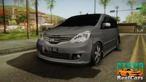 Nissan Grand Livina Highway Star - 1