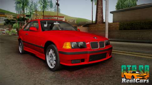 BMW 328i E36 Coupe - 1